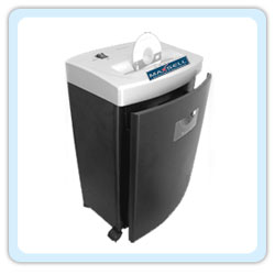 Terminator – Large Capacity Paper Shredder With CD
